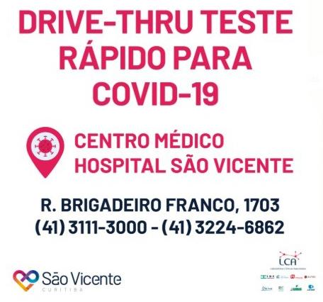 Drive-Thru COVID-19